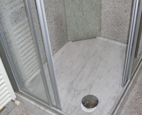 Lo Scalpellino marmista Castano Primo piatto doccia bagno Legnano Busto Novara