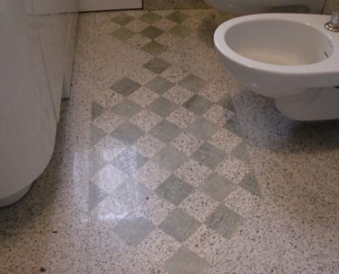 Lo Scalpellino marmista Castano Primo pavimento bagno Legnano Busto Novara