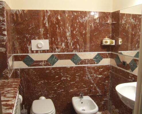 Lo Scalpellino marmista Castano Primo bagno Legnano Busto Novara